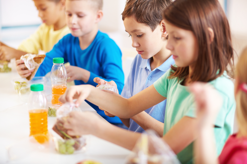 should students have to eat lunch